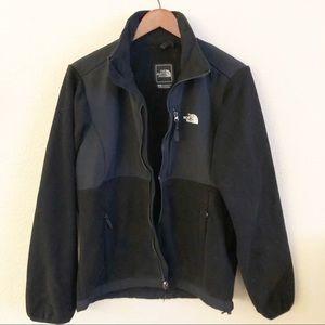 Woman's The Northface Denali fleece jacket sz L